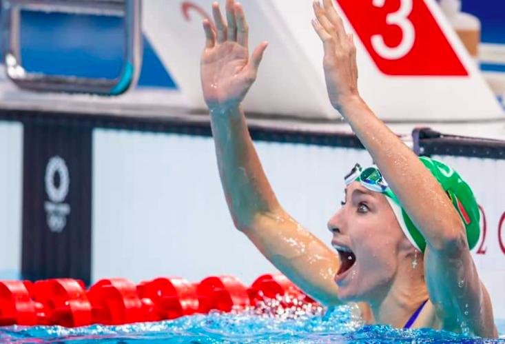 Tatjana Schoenmaker, SA's golden girl showered in love by locals on Twitter, sport unites a nation