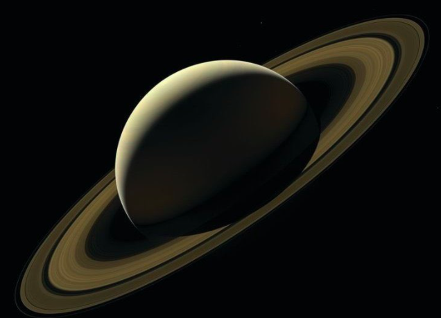 Saturn will shine its brightest for the year soon- get ready for the night show