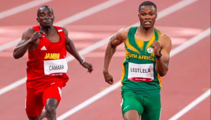 SA Olympic speedsters secure their spot in Sunday's 100m semis
