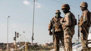 Mozambique jihadists