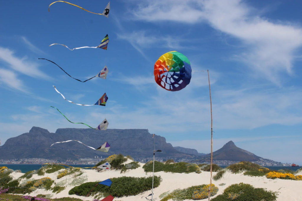 Fill the sky with magic at the Hybrid Cape Town International Kite Festival