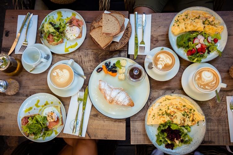 4 Amazing breakfast spots in and around Kalk Bay