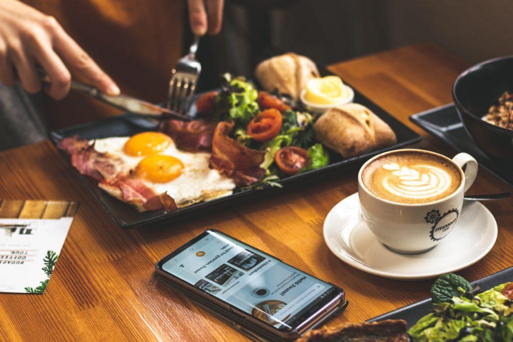Unsplash - food app