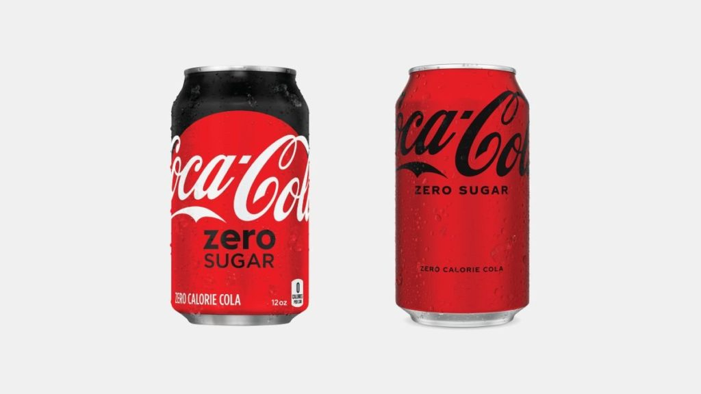 """Public outraged by Coke's """"new and improved"""" Zero Sugar beverage"""