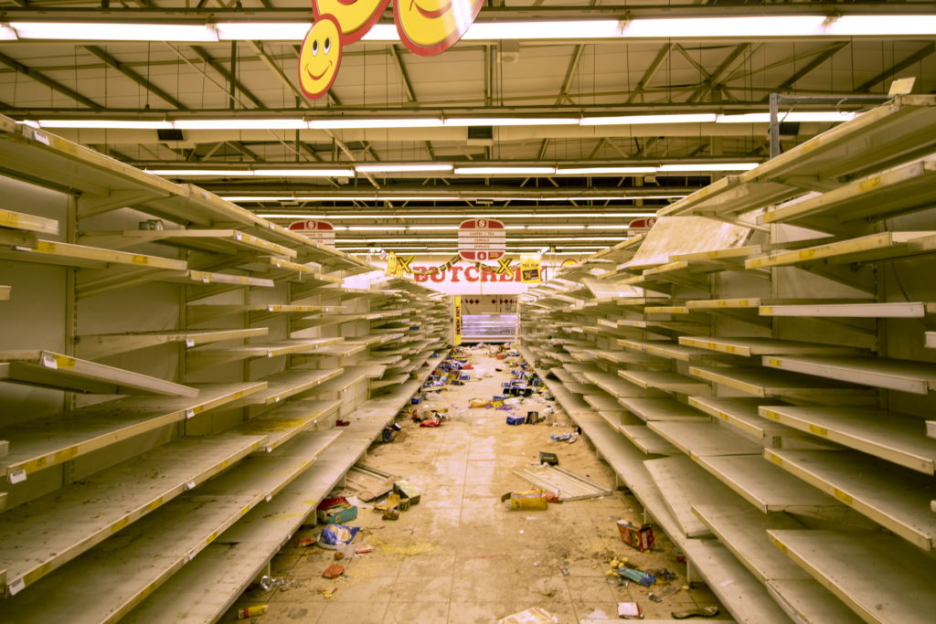 Shoprite Group working 'around the clock' to rebuild looted stock