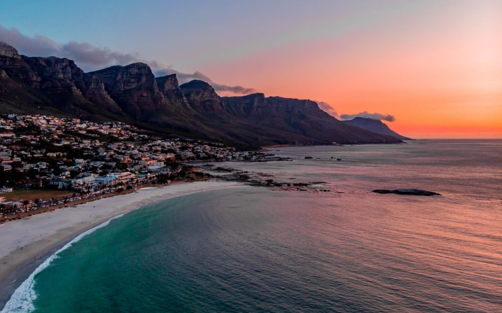 Unsplash - enjoy a staycation in Cape Town
