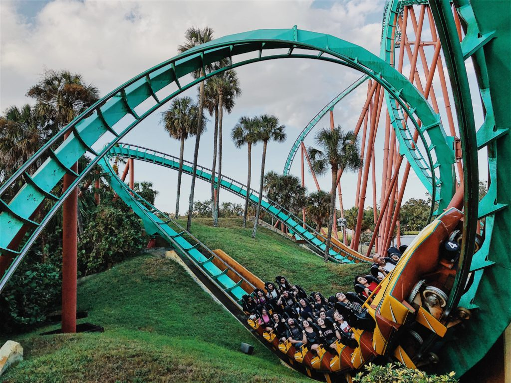 WATCH: 10 international rollercoasters for your post-Covid bucket list