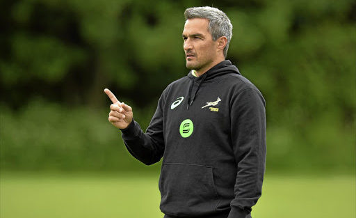Rugby Sevens Coach Neil Powell tests positive for Covid-19