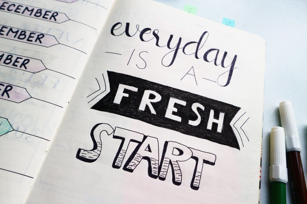 7 Effective ways to start a new routine and stick to it