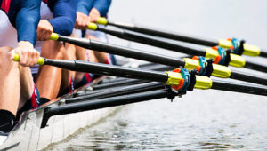 Unsplash - sport rowing