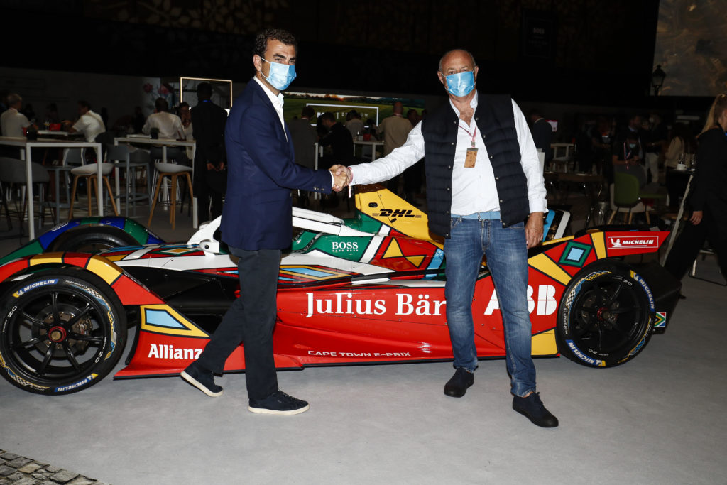Formula E action: Cape Town given the green light