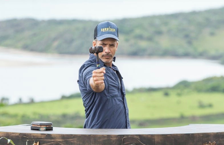 Give us an authentic version of Survivor SA, Nico!