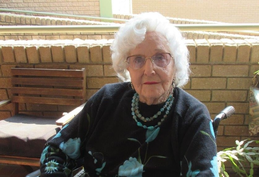 Super grandma combats COVID-19 twice and reflects on 99 years of her life