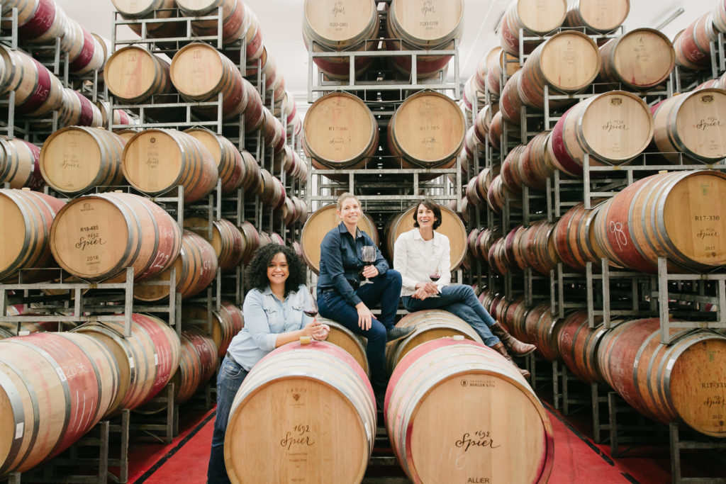 How women winemakers are ushering in the future