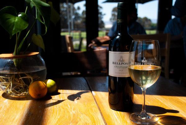 wine estates along the west coast