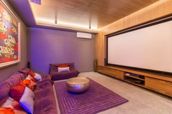 Cape Town Luxurious Property_Cinema