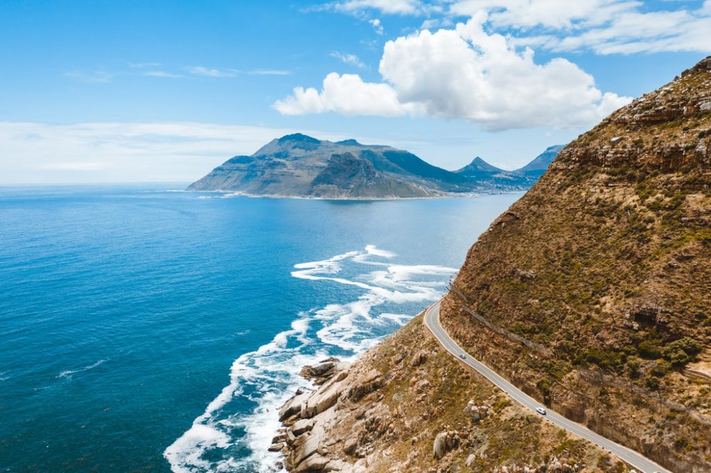Research shows Cape Town has the bluest sky in Africa!