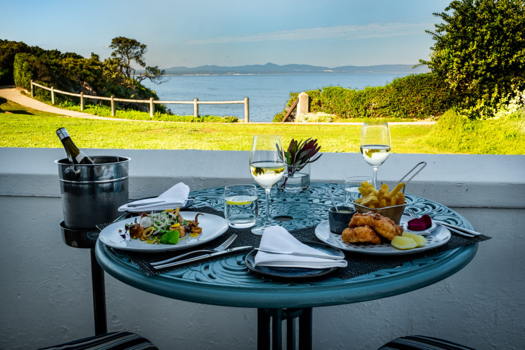 The Marine in Hermanus: local culinary magic at its finest