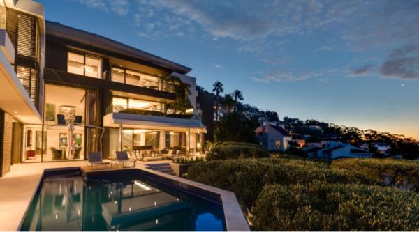 Luxurious Cape Town villas