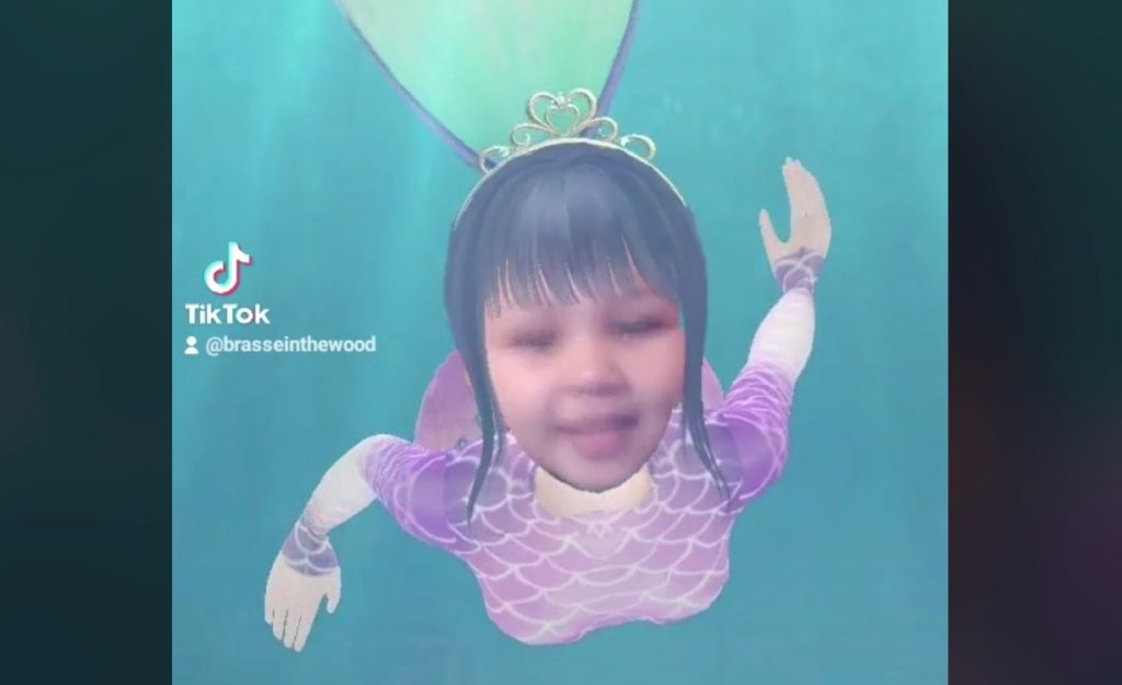 WATCH: Why be a mermaid when you can be a snoek?