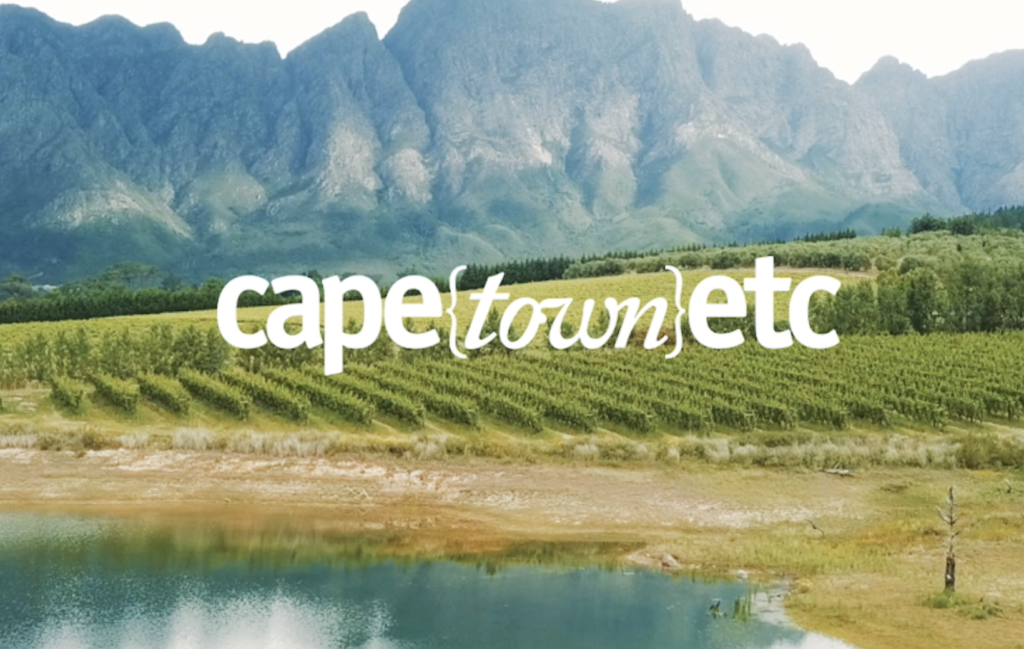 WATCH  A day trip of dreams to Cape Town's wonderful Winelands