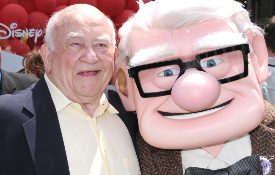 The beloved voice actor from 'UP', Ed Asner has passed away