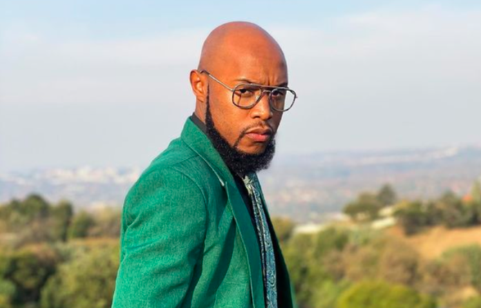 Mohale speaks out about Somizi abuse allegations