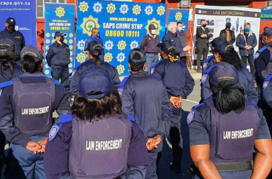191 officers deployed to help combat crime in Cape Town