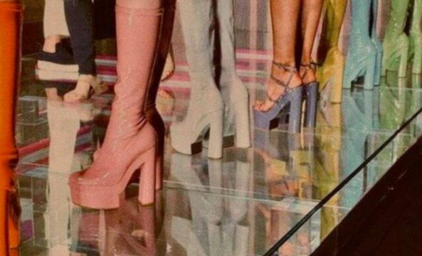 The 70s kicked back into fashion and no one's remixing it better than Cape Town