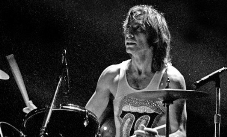 The beat of rock n' roll, Charlie Watts of the Rolling Stones has died