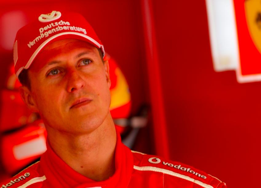 Netflix to release unseen footage in new Schumacher documentary
