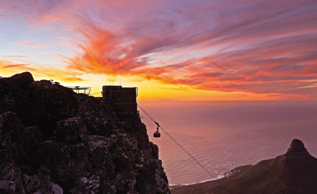 Coffee, cableway and all things Cape Town - a new local experience