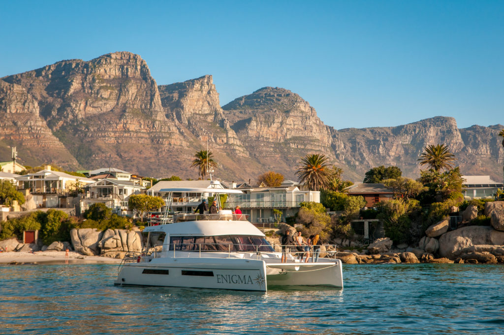 Explore the Mother City with Waterfront Charters