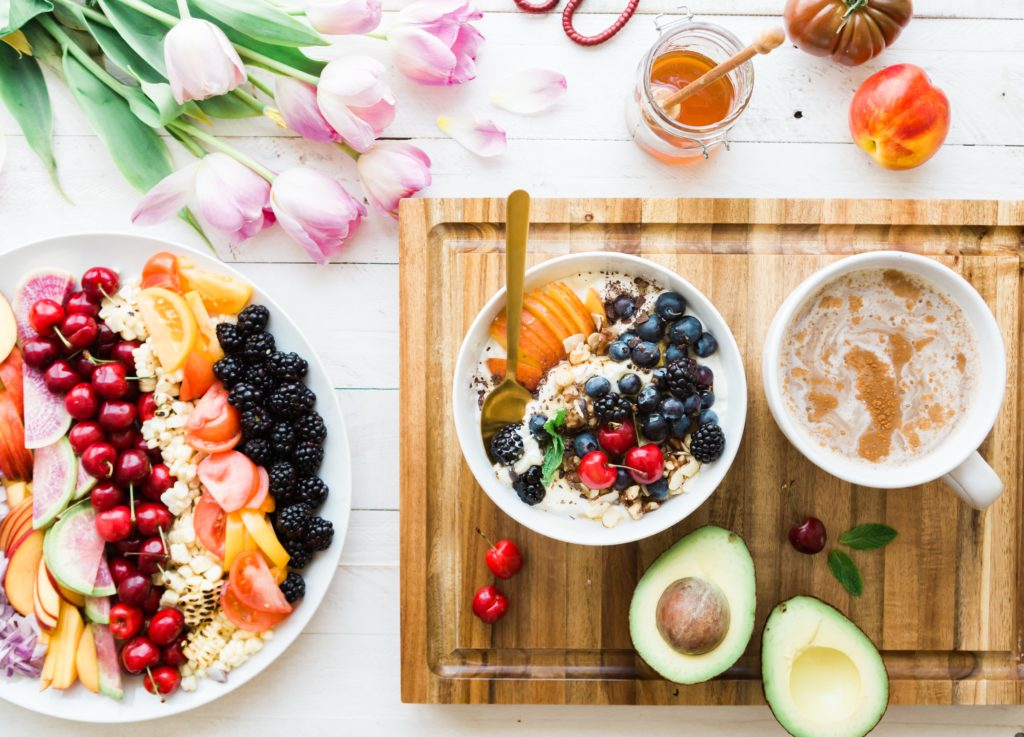 Immune boosting support foods
