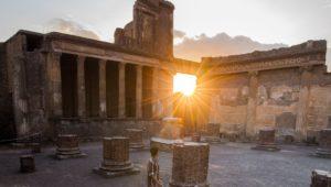 2000-year-old diner in Pompeii