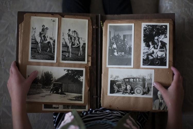 The power of nostalgia: reflecting on photo albums and photographs