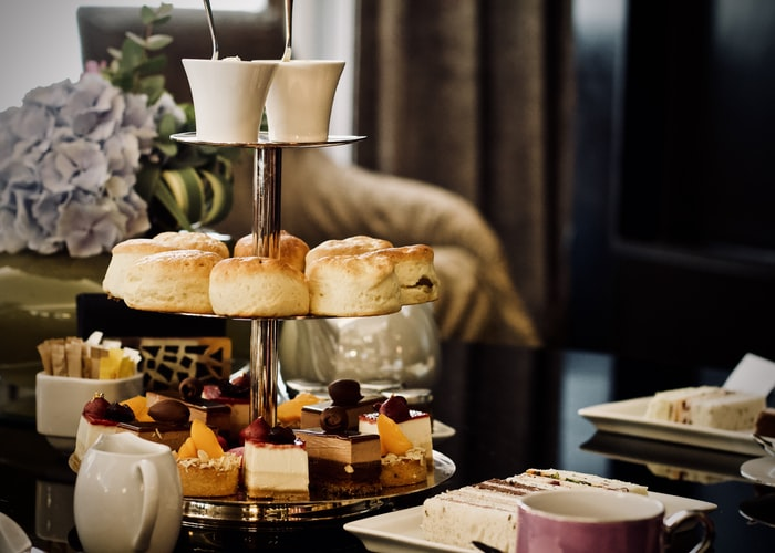 High tea meets self-defence - enjoy the best of both worlds at the President Hotel