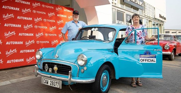 Southern Cape Old Car Club's Heritage Tour is one for the spring bucket list