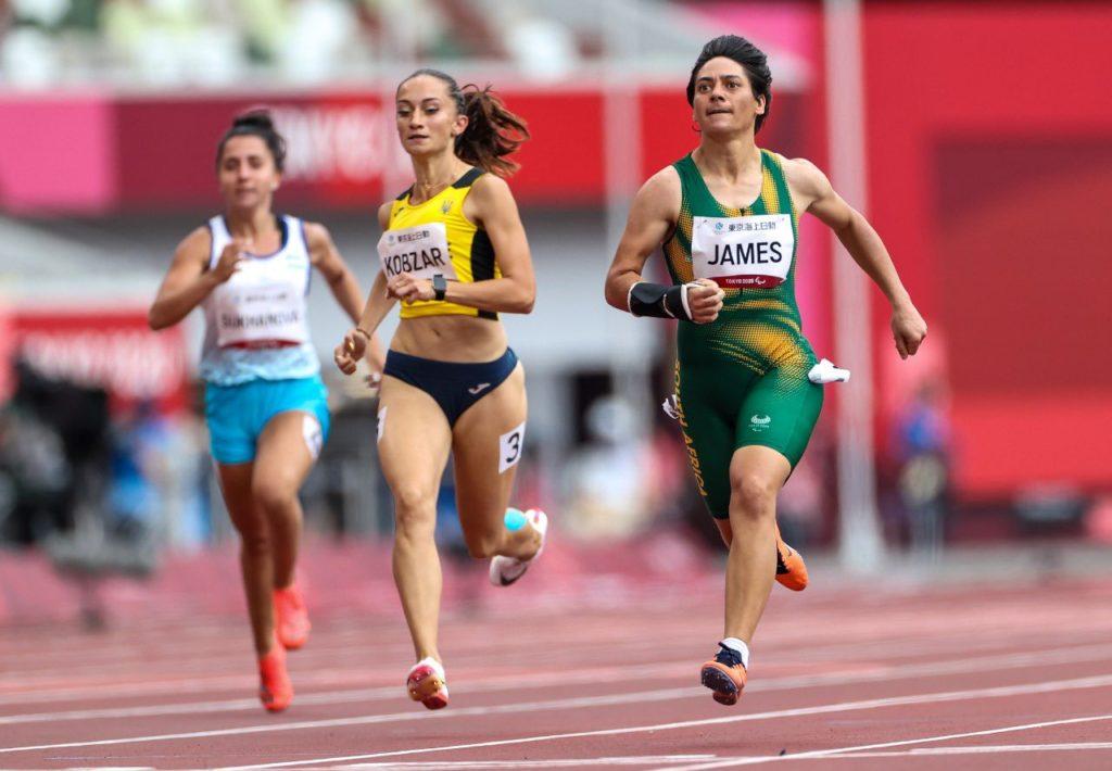 SA dynamite trio set African records at the Tokyo Paralympics