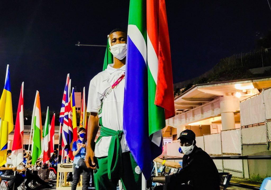 Team SA sets eyes on Paris 2024 after bagging three medals