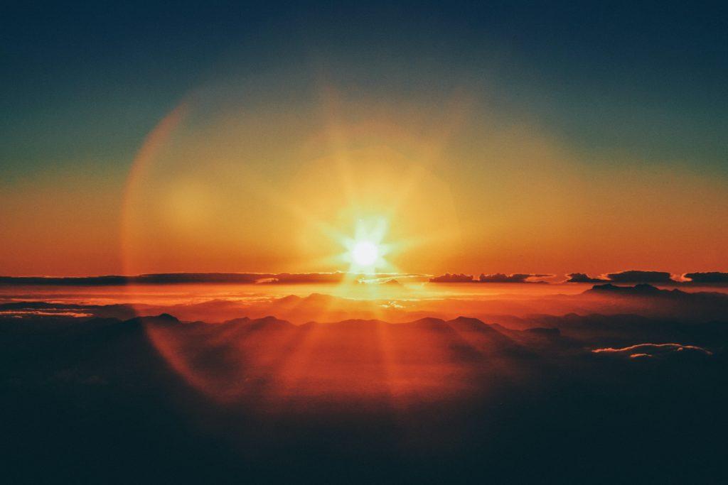 A sun-kissed Tuesday - Forecast