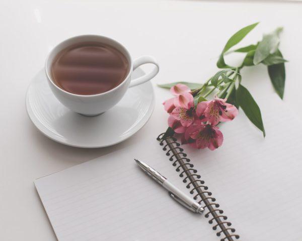 Unsplash: journal