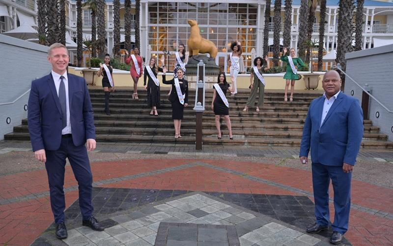 Cape Town looking forward to hosting the grand finale for Miss South Africa 2021
