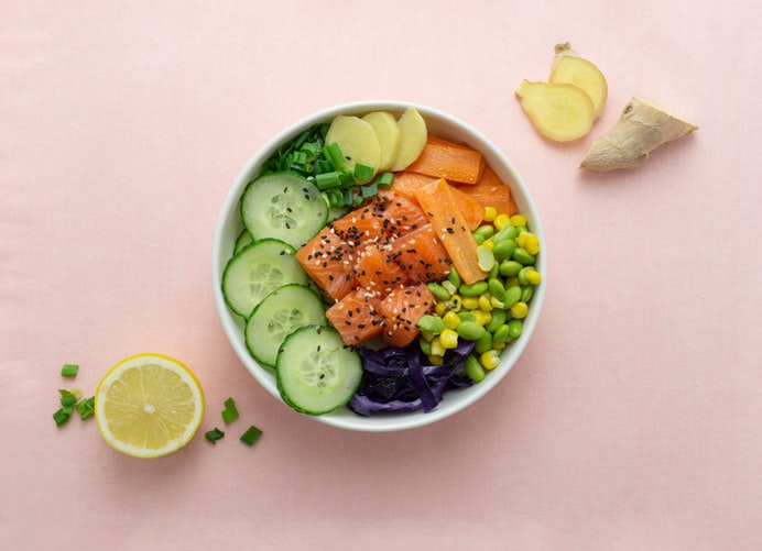 Delicious poke bowls that'll put a colourful pep in your step