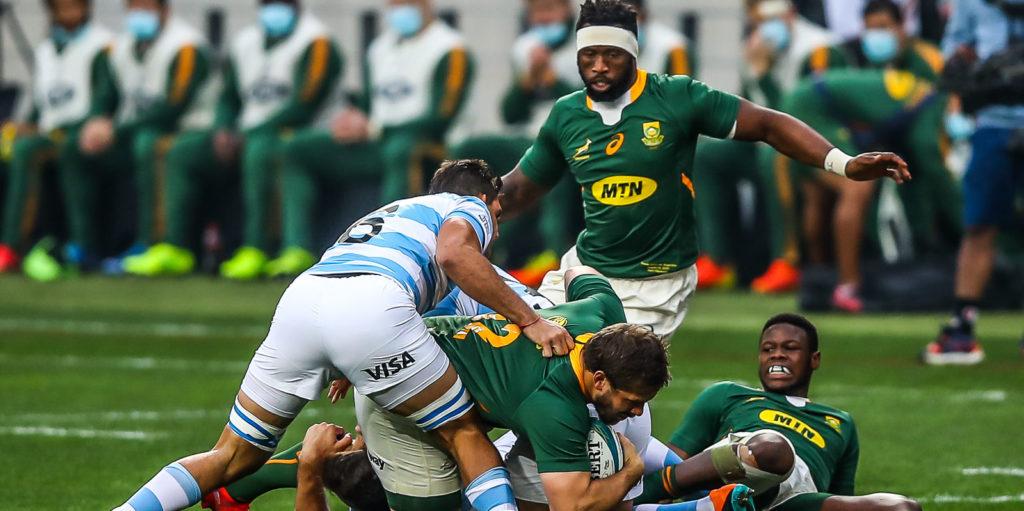 Go Bokke! Springboks soar to victory against Argentina