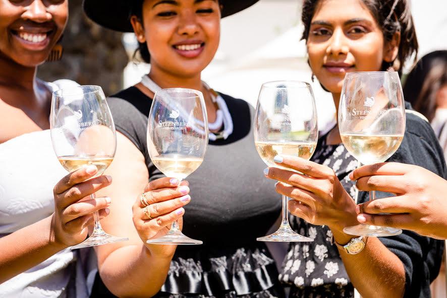 A celebration of inspiring women at Steenberg Market