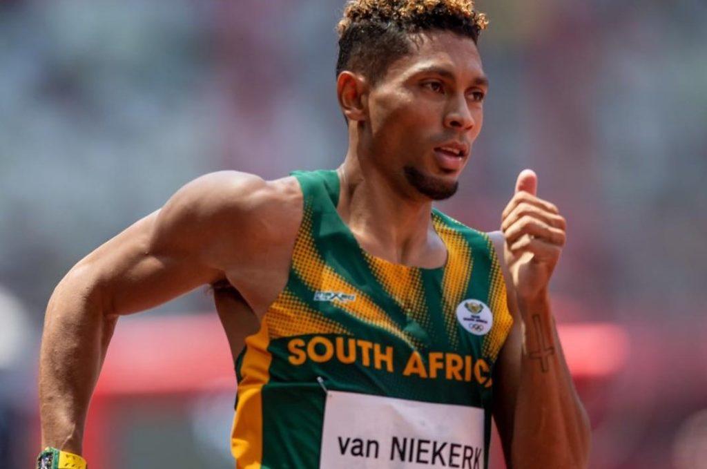 Wayde van Niekerk secures spot in 400m semi-finals