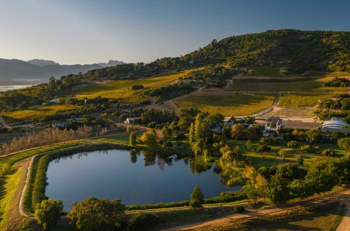 Rhebokskloof Wine Estate: A wine farm with the whole shebang