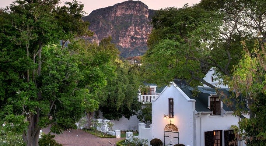 The Cellars-Hohenort invites you for a high tea this Heritage weekend