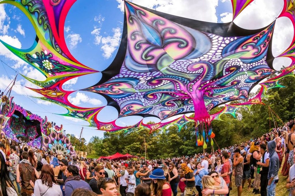 15 outdoor music festival snaps that make me smile
